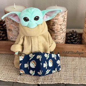 Yoda Face Mask (Medium)
